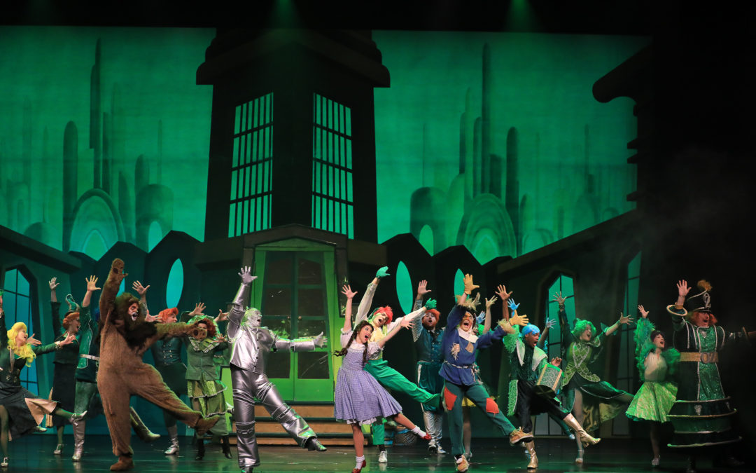 No place like home to see TPAC's latest, 'The Wizard of Oz'