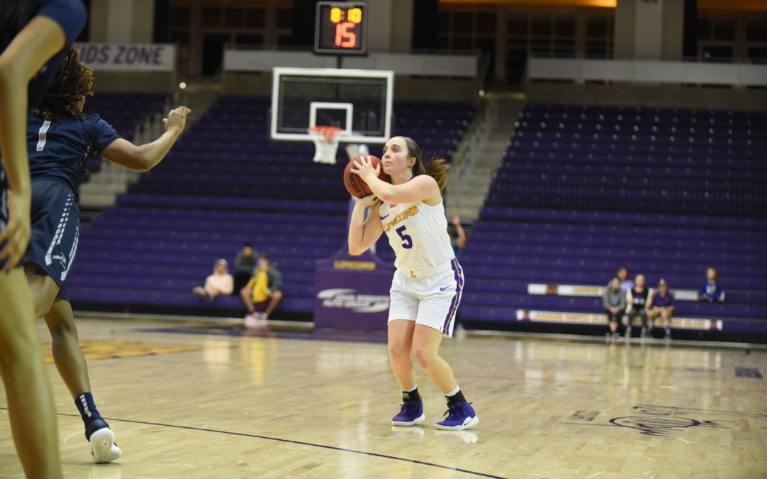 Lipscomb Lady Bisons fall to FGCU as power outage forces location change