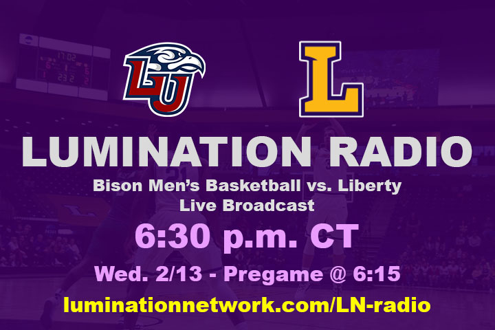Lumination Radio to broadcast men's basketball game against Liberty