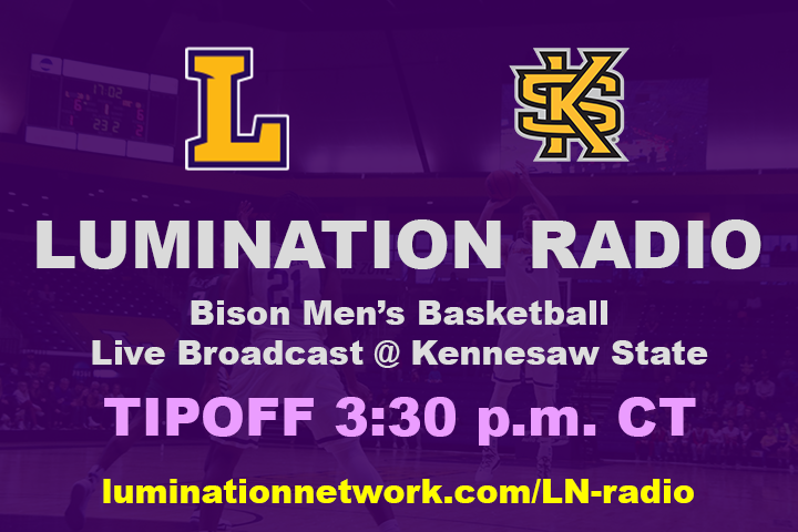 Lumination Radio set to broadcast Lipscomb men's basketball at Kennesaw State