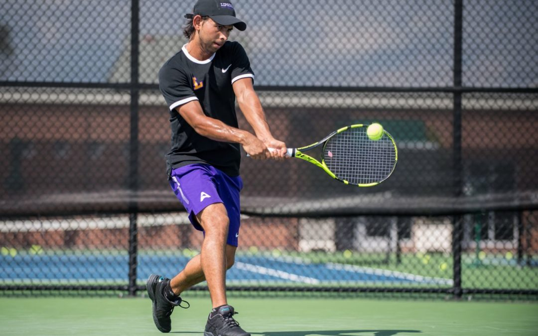 Men's tennis falls 5-2 against Georgia Southern right before conference play
