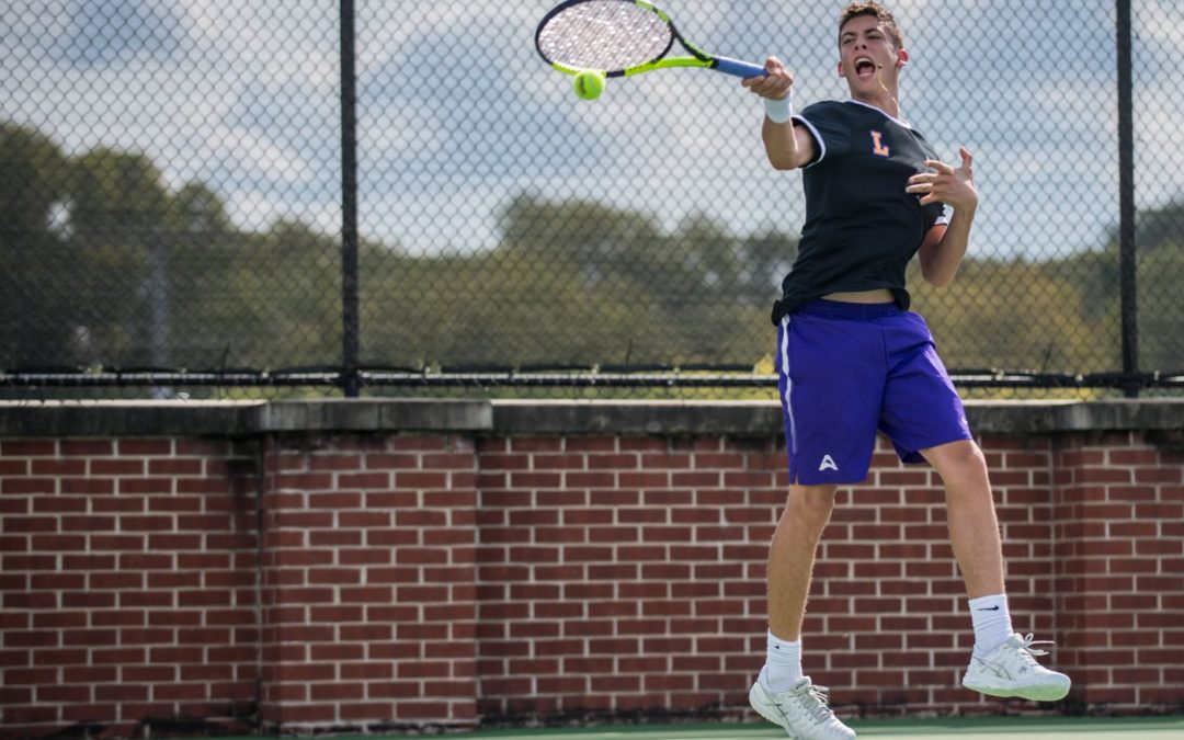 Men's tennis loses 5-2 in conference match against Kennesaw State