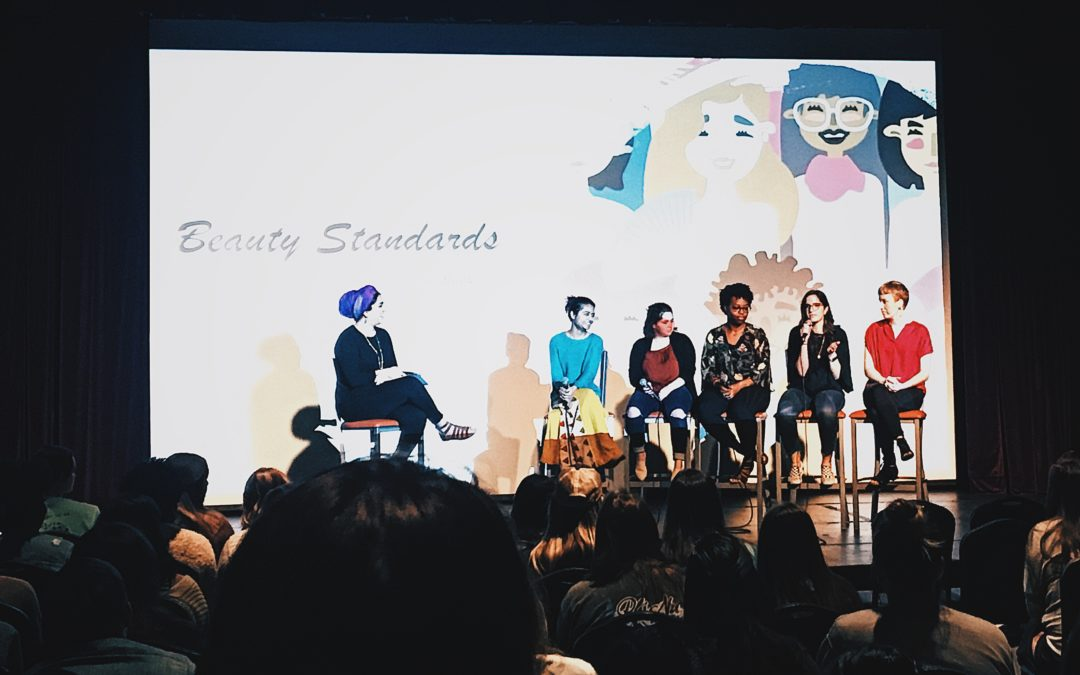 Breakout chapel for Women's Empowerment Week discusses beauty standards