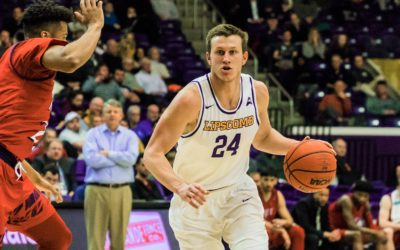 Garrison Mathews takes next steps to become professional NBA player