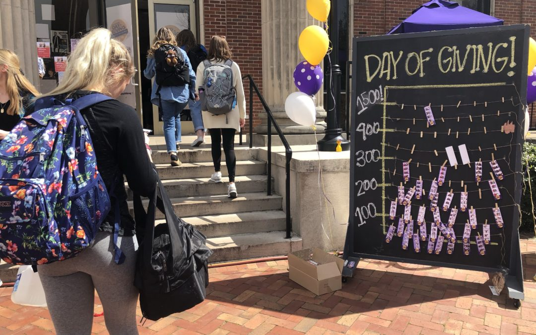 'Day of Giving' surpasses fundraising goal with 2,741 donors