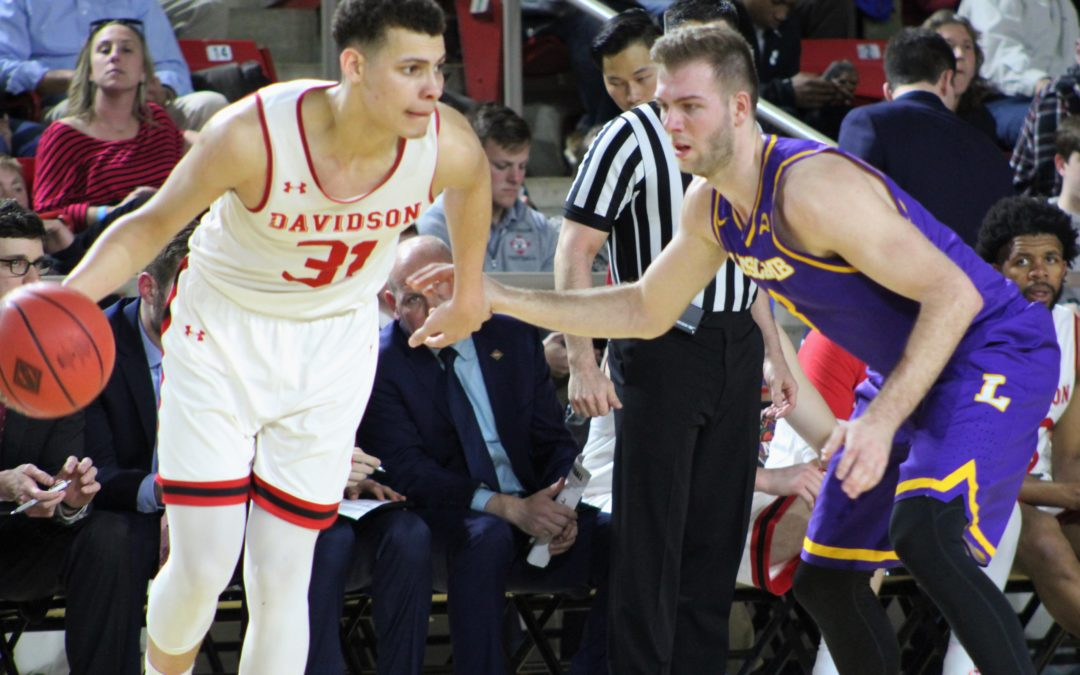Lipscomb advances in NIT with comeback victory over Davidson