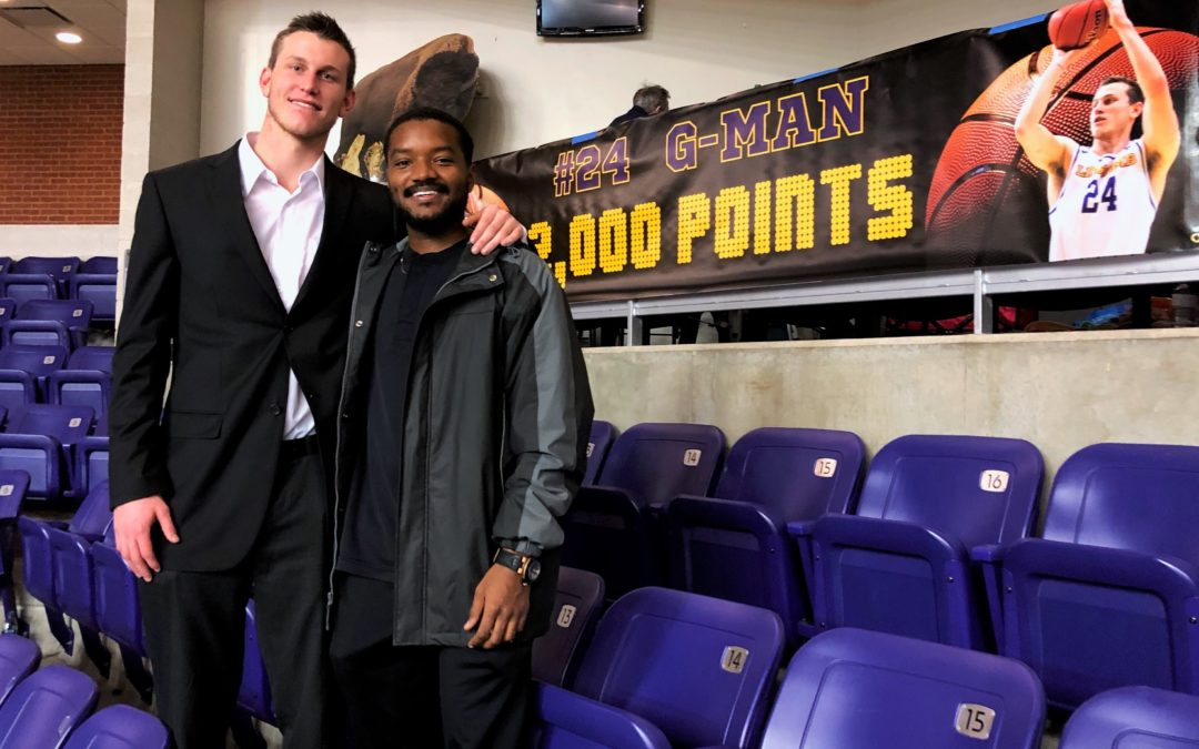 How a relatively unknown trainer helped Lipscomb's Garrison Mathews elevate his game
