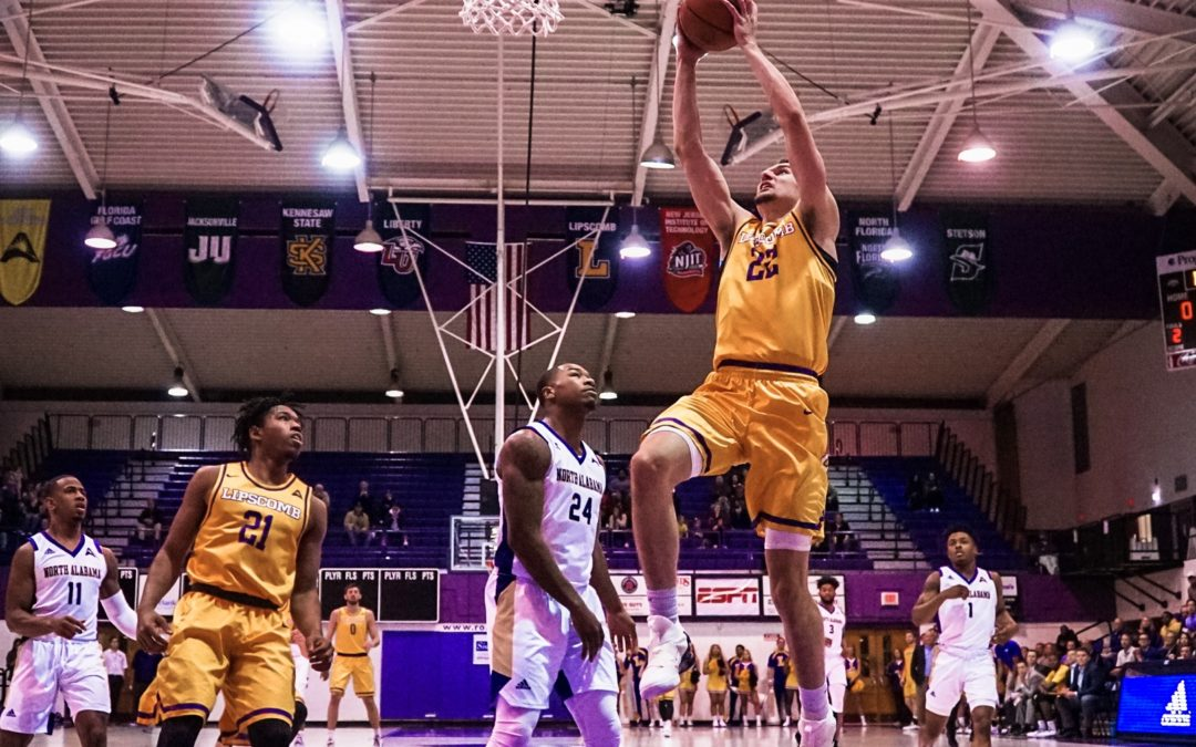 BREAKING: Lipscomb earns home-court advantage for ASUN tournament
