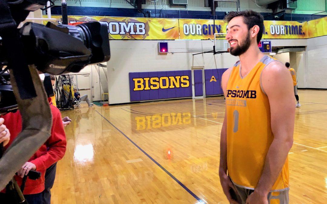 Bisons move past NCAA snub, prepare for NIT run