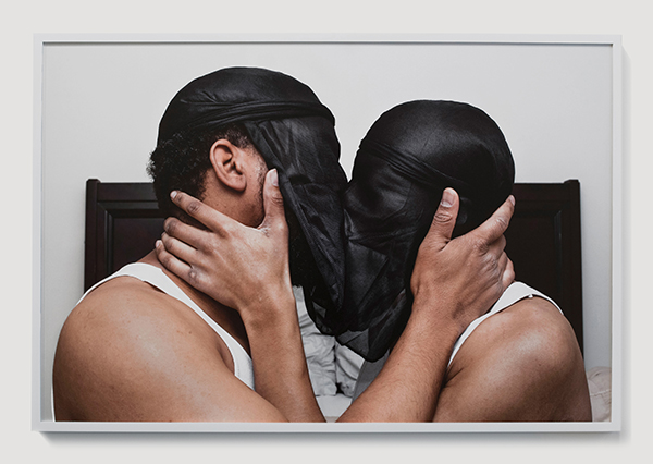 Painting featuring two men kissing in 'Colour Somewhere' exhibit on campus will not be removed
