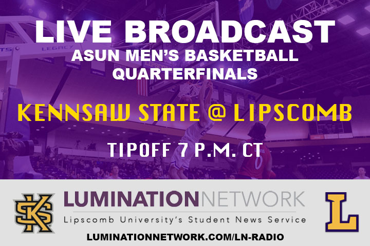 Lumination Radio set to broadcast ASUN quarterfinals against Kennesaw State