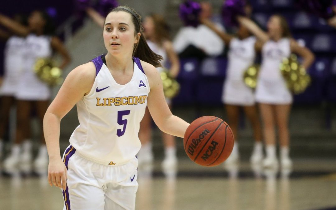 Lady Bisons cap long season on high note
