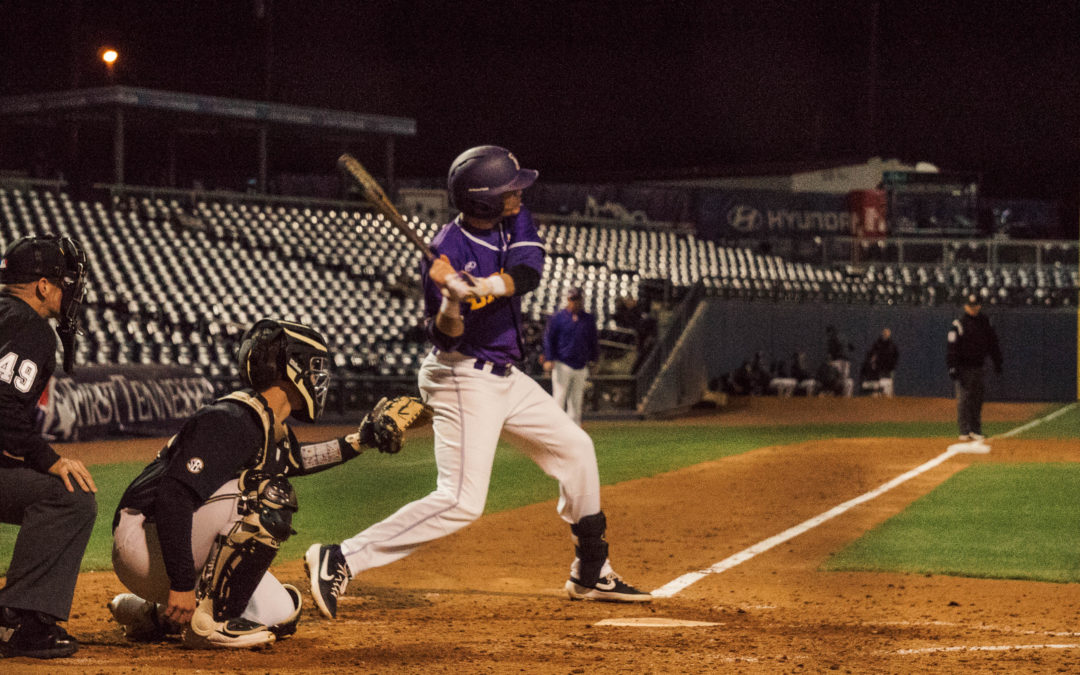 Bisons take the win for midweek matchup against Middle Tennessee