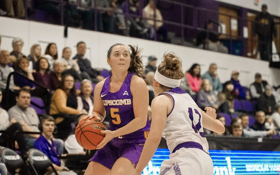 Turnovers cost Lady Bisons in road-finale loss to UNA