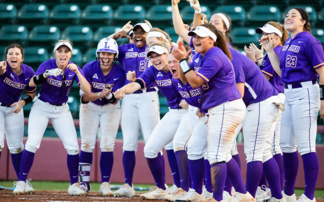The Lady Bisons beat North Alabama in 13-2 win to seal the weekend series