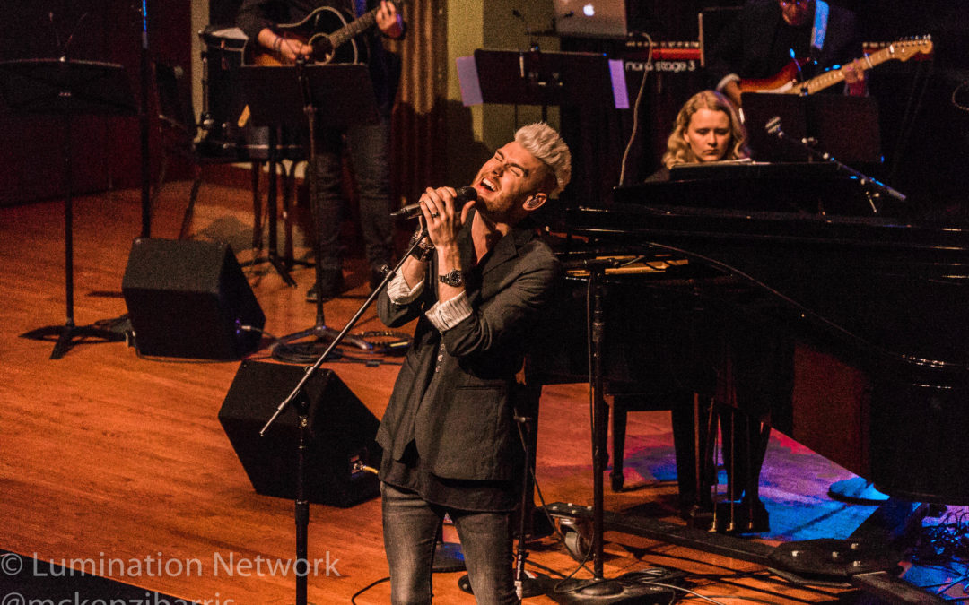 Gospel singer Colton Dixon performs special concert at Lipscomb