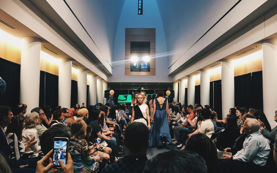 2019 spring fashion show commemorates graduating seniors