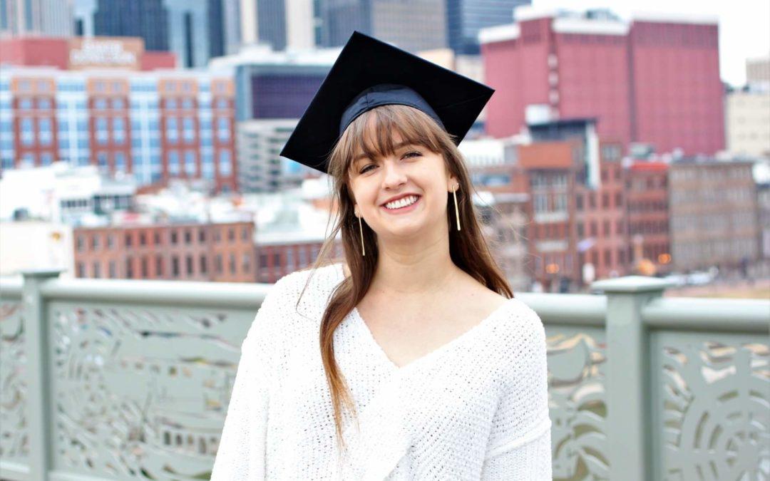 2018 Lipscomb graduate Lauren Borders receives Fulbright scholarship