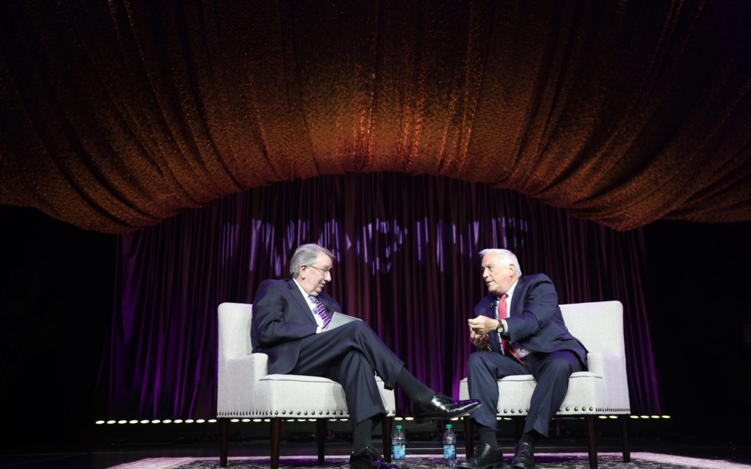 Lipscomb welcomes Walter Isaacson to annual IMAGINE event