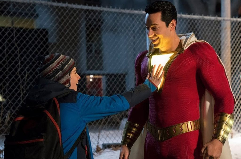 DC's latest film 'Shazam' captures essence of youth