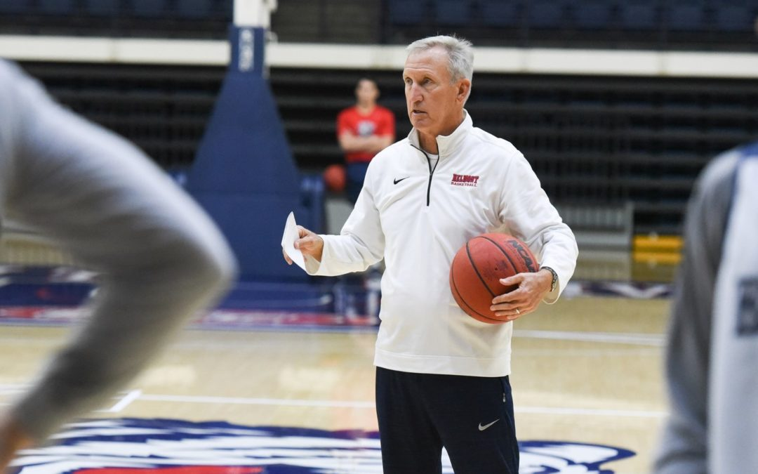 Belmont coach Rick Byrd announces retirement after 33 seasons