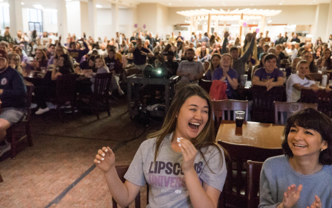 NIT Championship watch party gallery