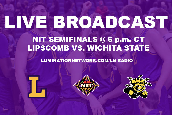 Lumination Radio set to broadcast NIT semifinals vs. Wichita State