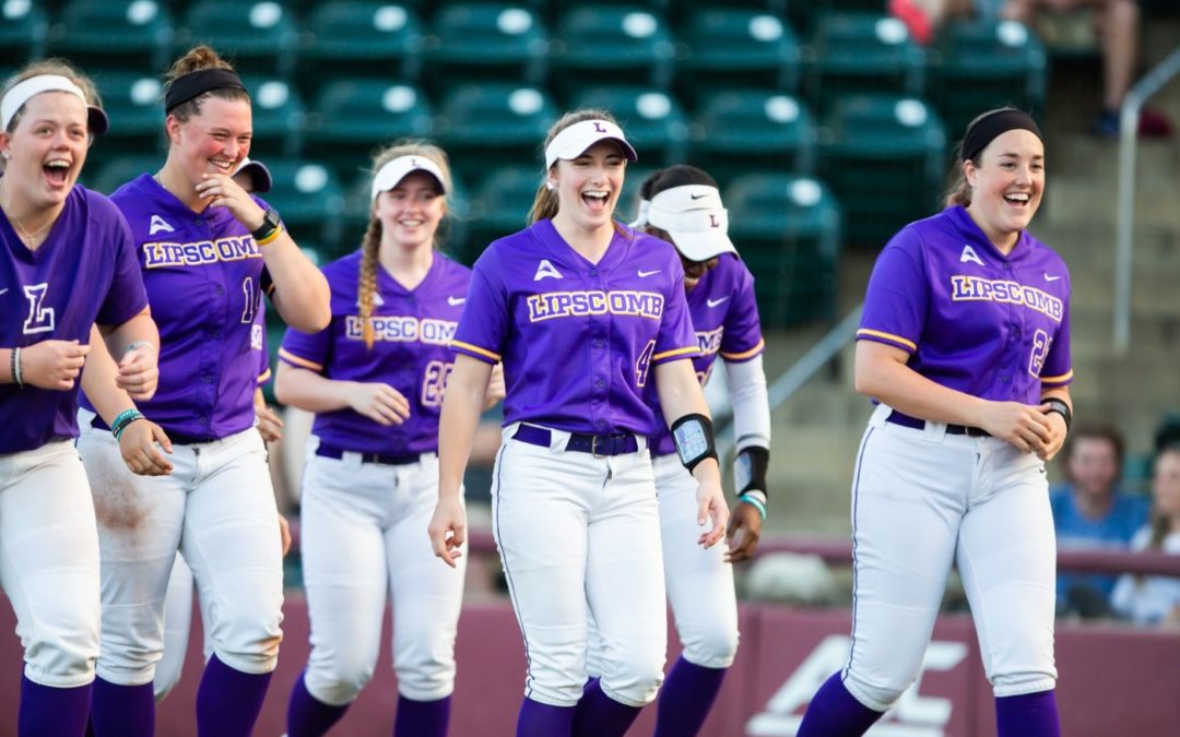 Lady Bisons return home to play first series of the season at Draper Diamond
