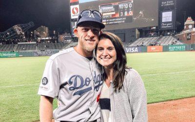 Former Lumination sports writer Jesica Parsley Beaty now 'covers' Major League Baseball