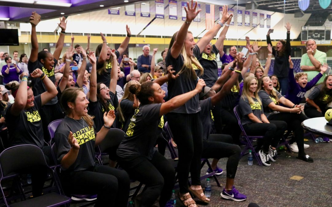 Gallery: Lady Bisons draw Tuscaloosa Regional in NCAA Softball Selection Show