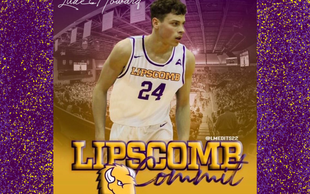 Harding Academy power forward Luke Howard '19 signs with Lipscomb