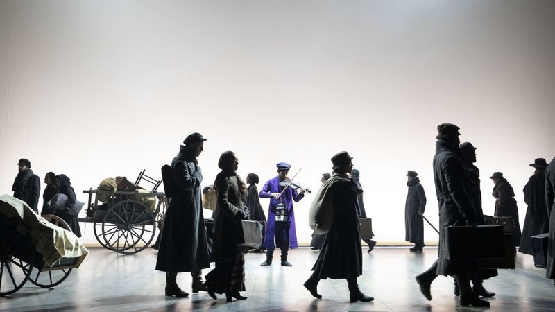 REVIEW: Fiddler on the Roof performed at TPAC