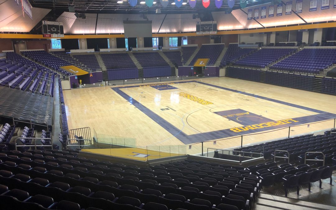 New NCAA rules force a change to Allen Arena