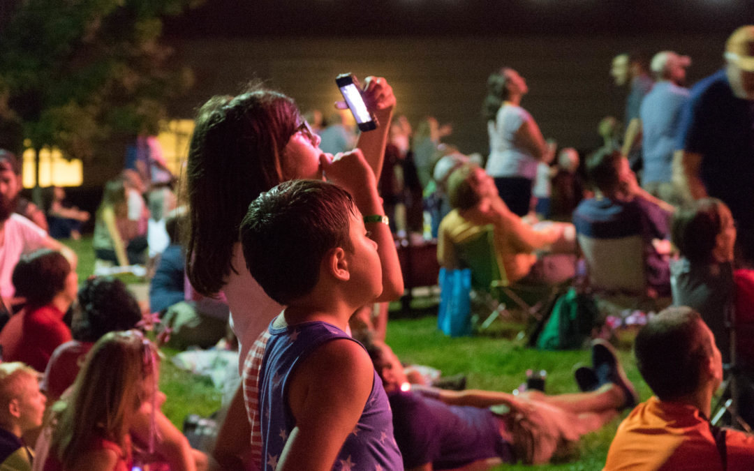 Lipscomb's Bison Block Party lights up the night for 15th time