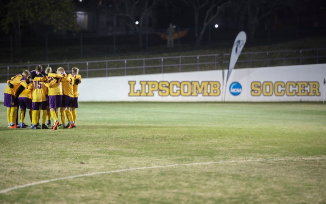 Lipscomb men's soccer signs three-year partnership with PUMA