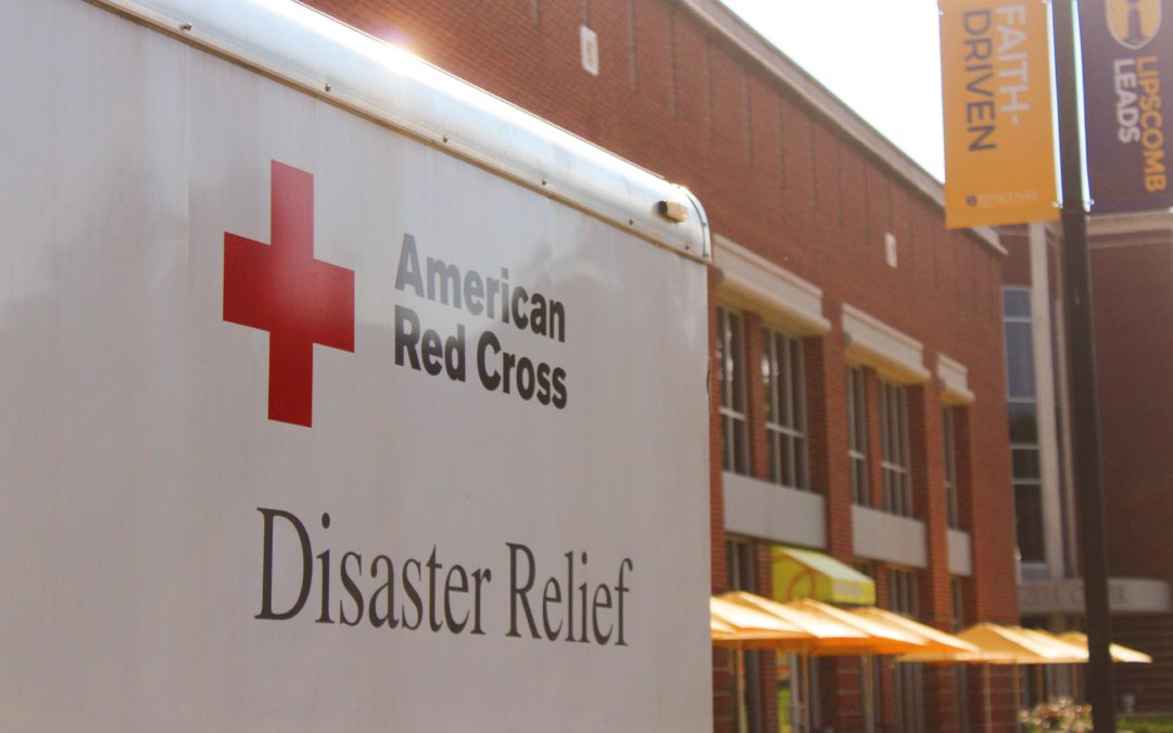 Lipscomb opens doors for Red Cross shelter