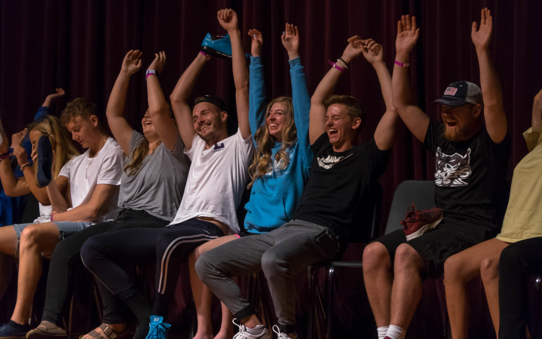 Gallery: Students hypnotized by Quest Week day two