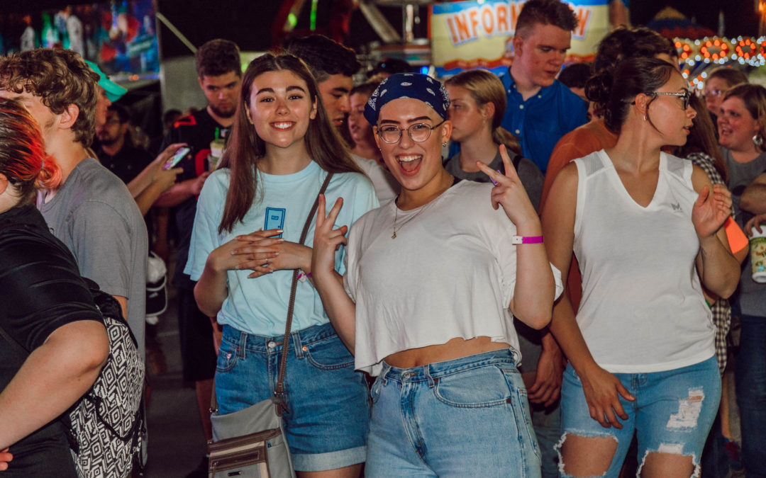 Gallery: Quest Week takes on Wilson County Fair