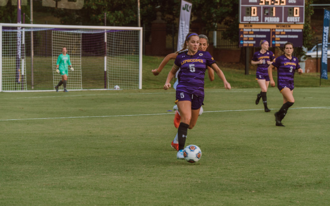Lady Bisons tie against FGCU 1-1 after 110 minutes of play
