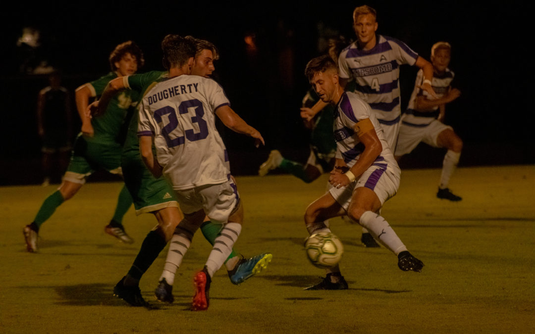 Lipscomb men's soccer team falls to USF Bulls