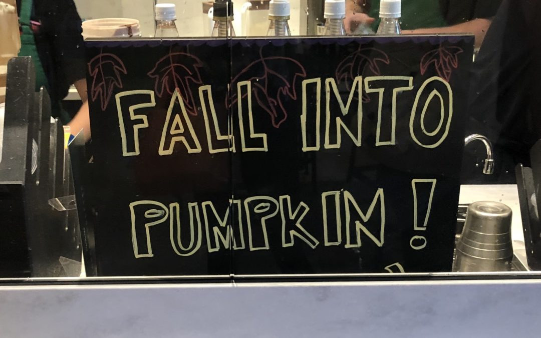 Shortage of supplies at Starbucks