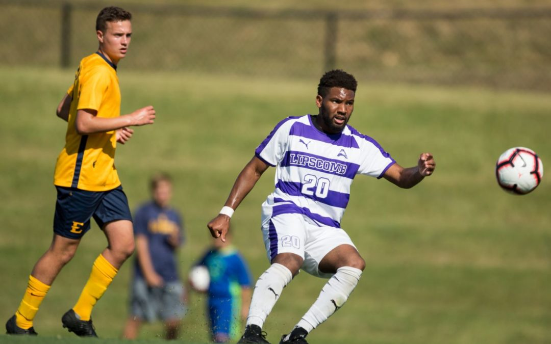 Men's Soccer Secures the Tie with Outstanding Goalkeeping
