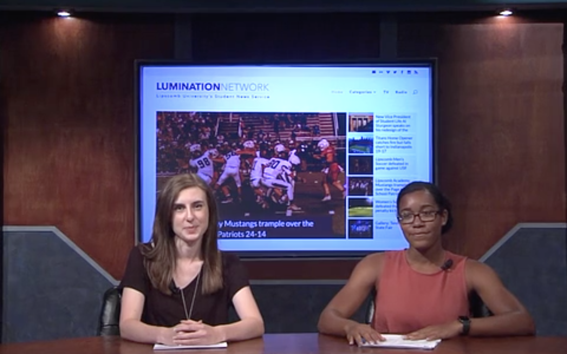 Lumination Newscast: September 19, 2019