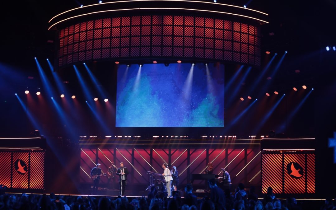 PREVIEW: Dove Awards set to return to Lipscomb stage for 50th annual show