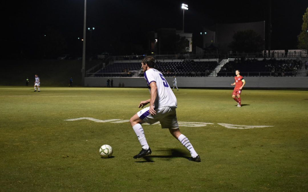Suspense-filled game ends with men's soccer taking a loss against NJIT