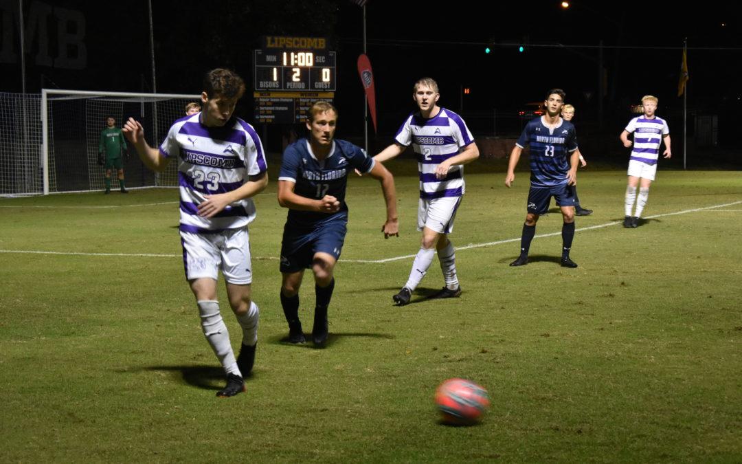 Lipscomb Men's Soccer clinches a spot in ASUN Tournament