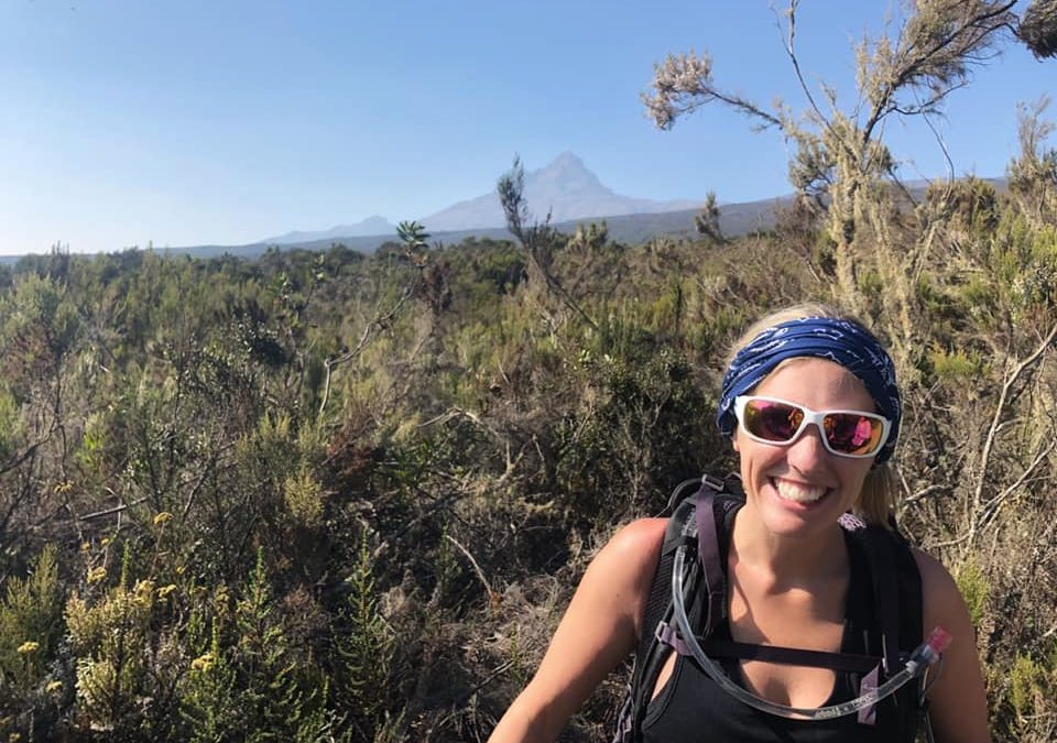 From Adjunct to Adventurer, Lauren Reed's Journey up Mt. Kilimanjaro