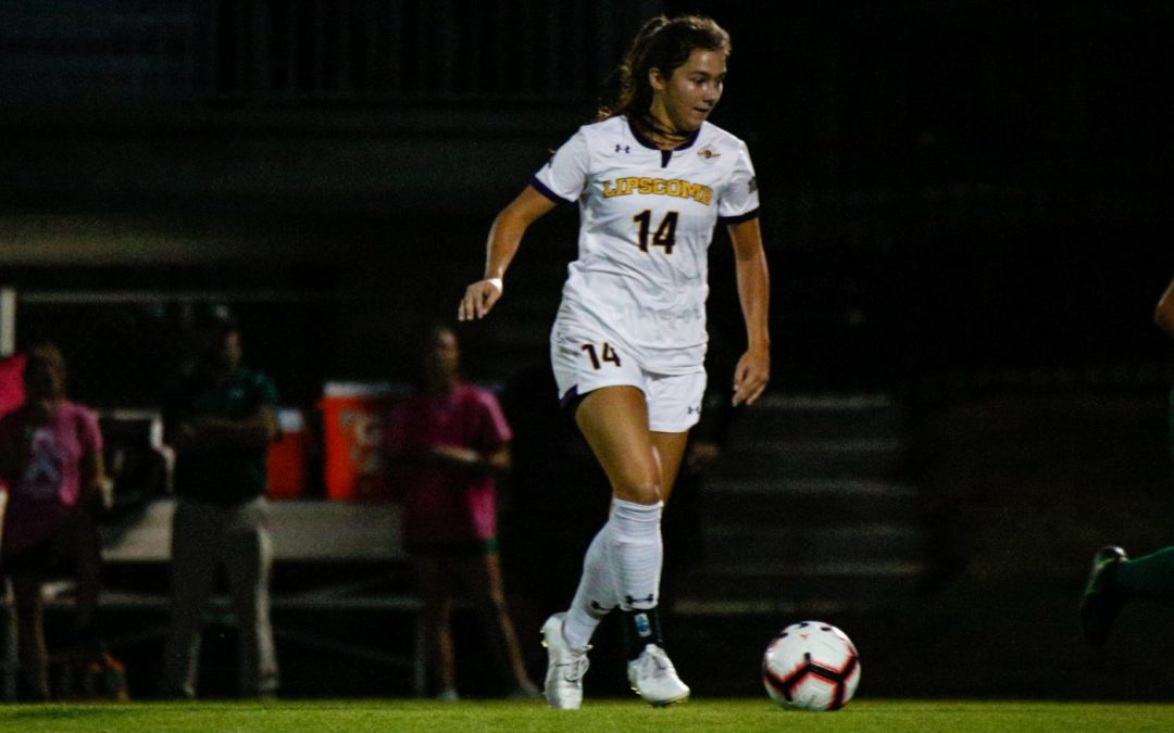 Lady Bison Soccer Top the Stetson Hatters in Defensive Win 2-0