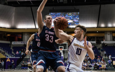 Lipscomb falls to Belmont in Battle of the Boulevard 73-67