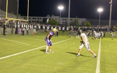Lipscomb Academy Football to play CPA in Semifinals of TSSAA Playoffs